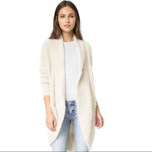 BB Dakota | Edwin Fuzzy Cocoon Cardigan Sweater